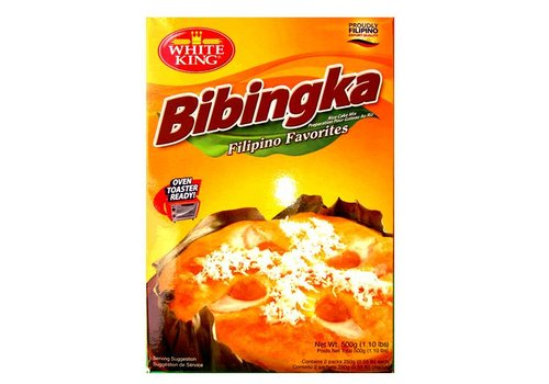 White King Bibingka Rice Cake Mix, 500g