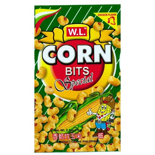 Corn Snack Chicken Flavour, 70g