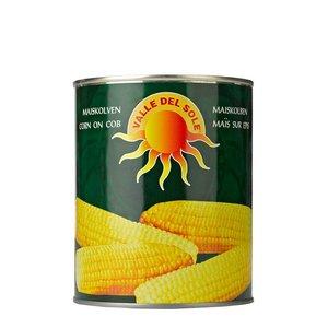 Valle Del Sole Corn Cobs, 660g