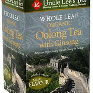 Oolong Gingseng Tea