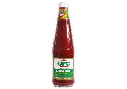 UFC Banana Sauce (Sweet & Spicy), 320g