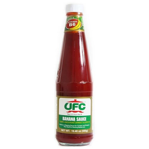 UFC Banana Sauce Sweet & Spicy, 320g
