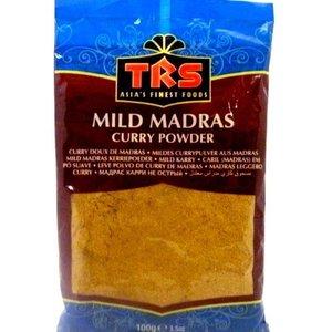 TRS Mild Madras Curry powder, 100g
