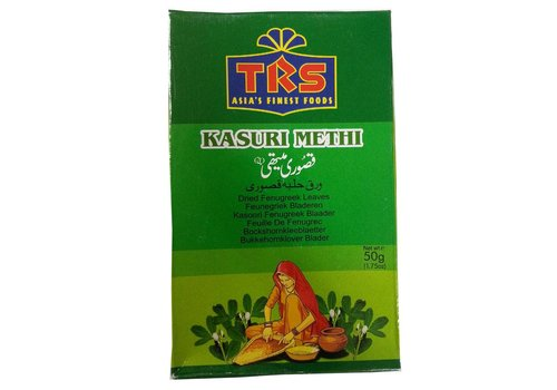 TRS Methi Leaves, 50g
