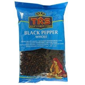 TRS Black Pepper Whole, 100g
