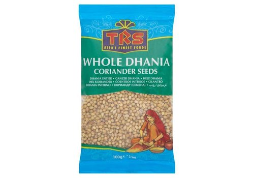 TRS (Dhania) Coriander Seeds, 100g