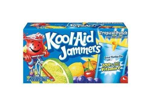 Kool Aid Kool Aid Jammers Tropical, 10pk