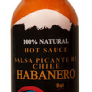 Red Habanero Hot Sauce, 150ml