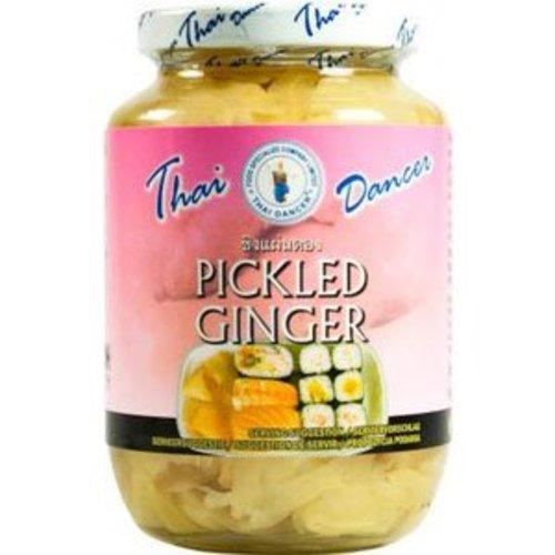 Thai Dancer Pickled Ginger, 454g
