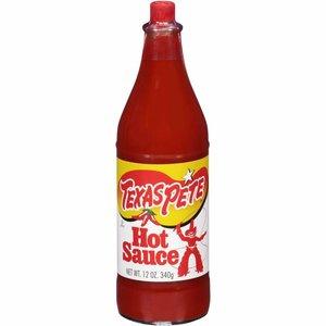 Texas Pete Hot Sauce, 340g