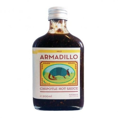 Armadillo Chipotle Hot Sauce, 200ml