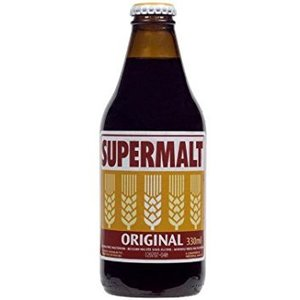 Supermalt bottle, 330ml