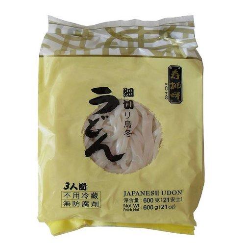 Sau Tao Sun Shun Fuk Japanese Udon, 600g