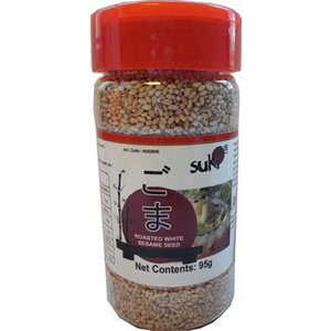 Roasted White Sesameseeds, 95g