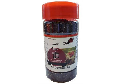 Roasted Black Sesame seeds, 95g