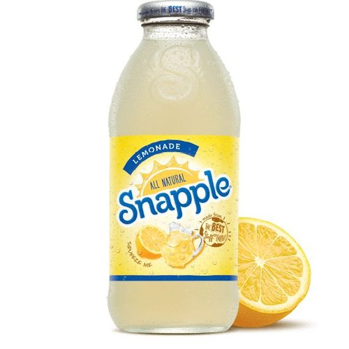 Snapple Lemonade, 473ml