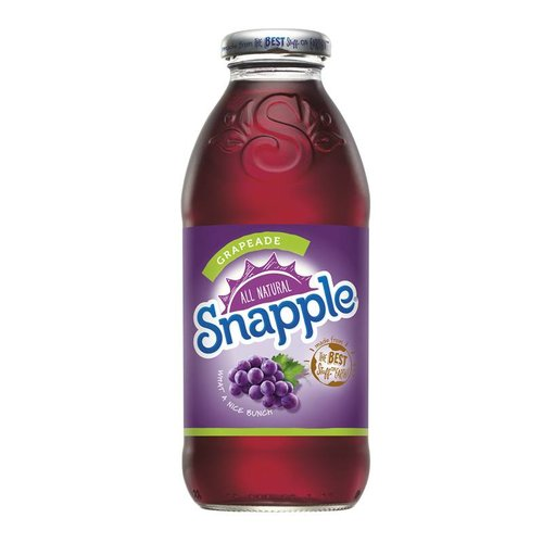 Snapple Grapeade, 473ml