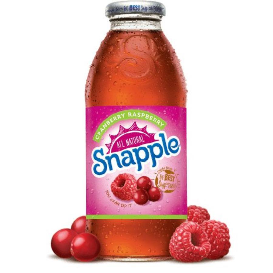 Cranberry Raspberry, 473ml
