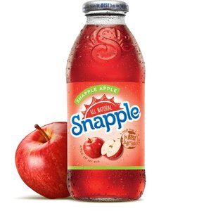 Snapple Apple, 473ml