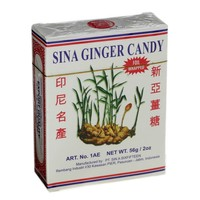 Ginger Candy, 56g