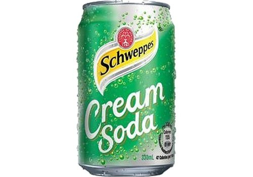Cream Soda, 330ml