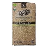 Organic Jasmin Brown Rice, 1kg