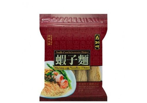 Sau Tao Shrimp Egg Noodles Thin, 454g