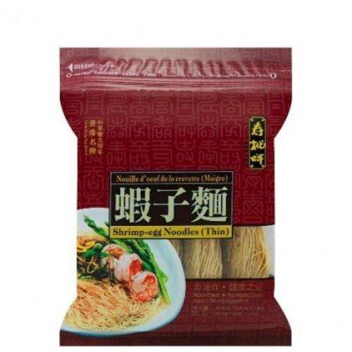 Sau Tao Shrimp Egg Noodles Thin, 454g