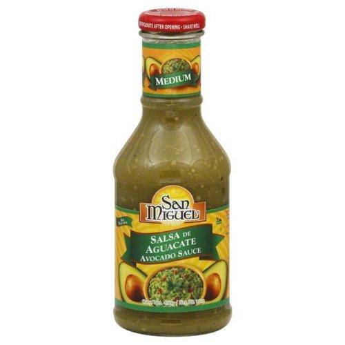 San Miguel Avocado Sauce, 450g