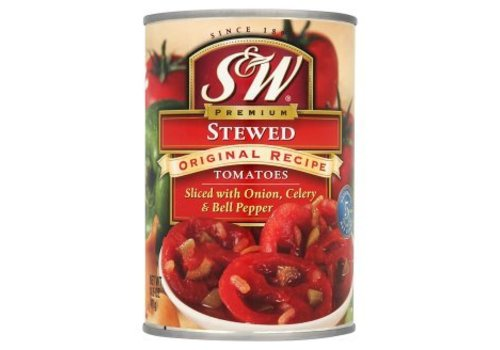 S&W Stewed Tomatoes, 411g