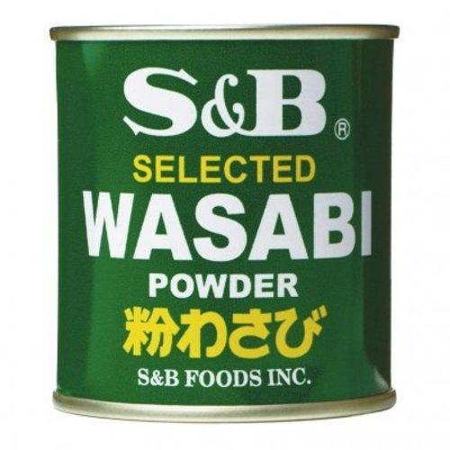 S&B Wasabi Powder, 30g