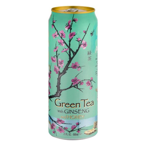 Arizona Green Tea Gingseng, 680ml