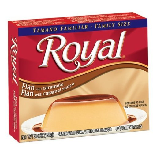 Royal Flan, 57g