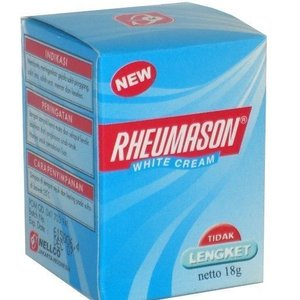 Rheumason White Cream, 18g