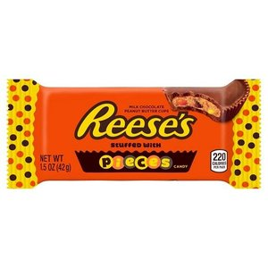 Reese's Reese's Cups Stuffed with Pieces, 42g THT:OKT21