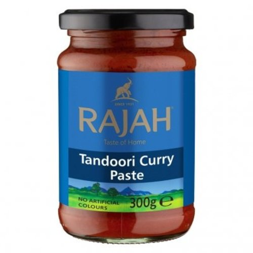 Rajah Tandoori Curry Paste, 300g