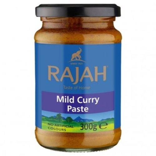 Rajah Mild Curry Paste, 300g