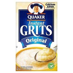 Quaker Instant Grits, 340g THT 31-01-21