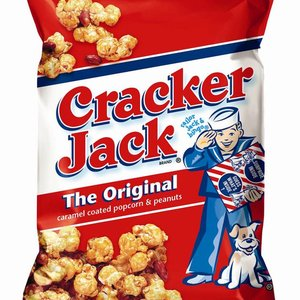 Quaker Cracker Jack Original Bag, 240g