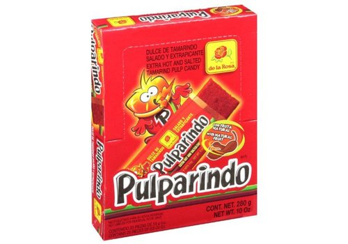 De la Rosa Pulparindo Extra Hot, 280g