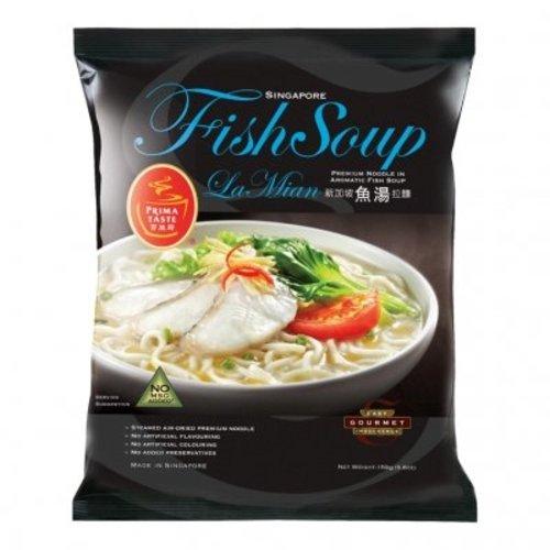 Prima Taste Fish Soup La Mian, 154g