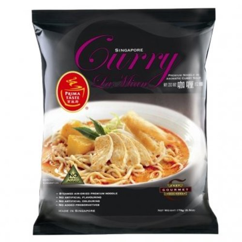 Prima Taste Curry La Mian, 178g