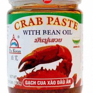 Por Kwan Crab Paste, 200g THT: AUG2021