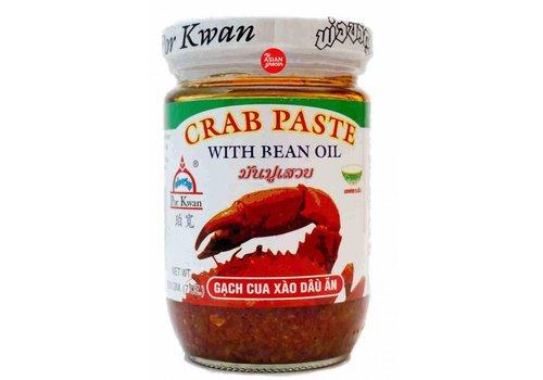 Por Kwan Crab Paste, 200g