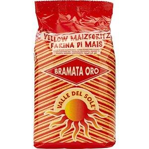Valle Del Sole Bramata Oro Yellow Maiz, 1kg
