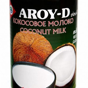 Aroy-D Coconut Milk A, 400ml
