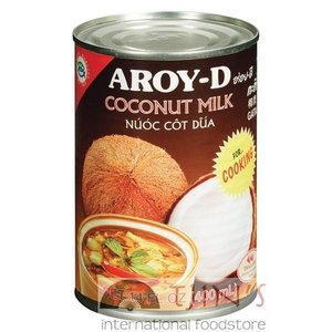 Aroy-D Coconut Milk Cooking, 400 ml