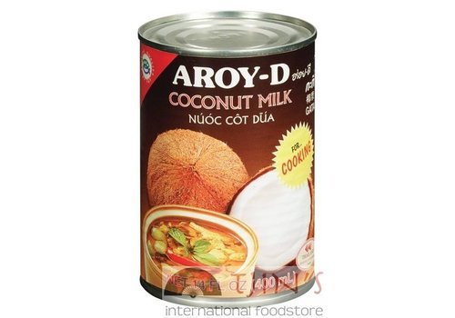 Aroy-D Aroy-D Coconut Milk Cooking, 400 ml