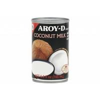 Aroy-D Coconut Milk, 165ml