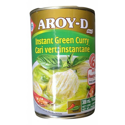 Aroy-D Aroy-D Green Curry Soup, 400ml